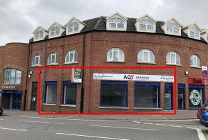 140 Shankill Road, Belfast