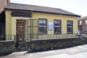 Mustard Seed Mission Hall, Glenfarne Street, Belfast